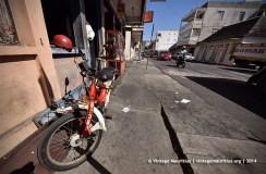 Mini Honda PC50 St Francois Xavier Street Port Louis Mauritius