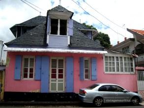 Old Plaine Verte Mauritius Peerun Creole Colonial House