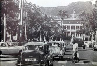 Place D'Armes - Port Louis - 1978