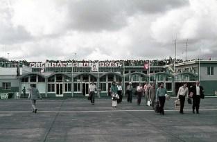 Plaisance Airport (SSR) - Waving Goodbye - 1975