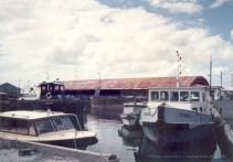 Port Louis - Bassin Caudan - 1980s (Courtesy: Jean Marie Chelen)