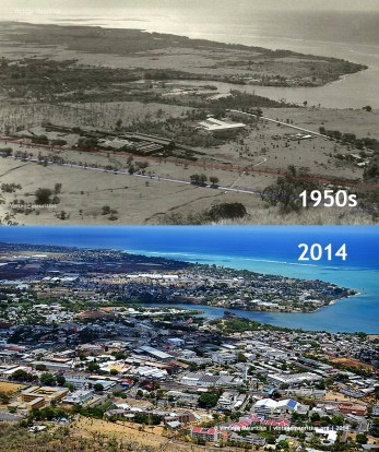 Port Louis - Cassis/Plaine Lauzun - 1950s/2014