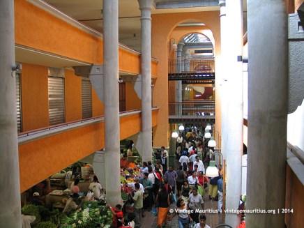 Port Louis Central Market - 2004 - First Floor