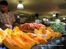 Port Louis Central Market - 2004 - Vegetable Seller