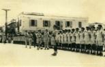 Port Louis - Guard of Honour at Place D'Armes - 1960s