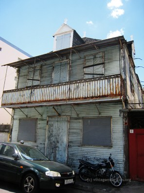 Port Louis - Old Colonial Building - Royal Street