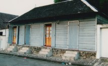 Port Louis - Old Colonial Creole House - Ingenieur Street - Soobratty family