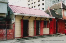 Port Louis - Old Creole Colonial House - Motais Street