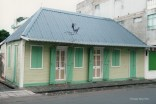 Port Louis - Old Creole Colonial House - St Francois Xavier Street