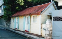 Port Louis - Old Creole Colonial House - Ternay Street