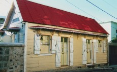 Port Louis - Old Creole House - Mere Barthelemy Street