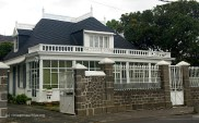 Port Louis Old House Mauritius Champ de Mars Atchia