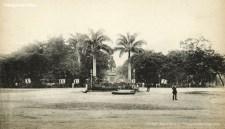Port Louis - Labourdonnais Square - Place D'Armes - 1890s