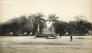 Port Louis - Labourdonnais Square - Place D'Armes - 1890s