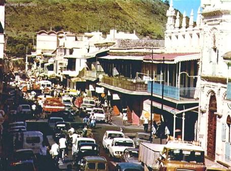 Port Louis Royal Street 1975 Jummah Mosque