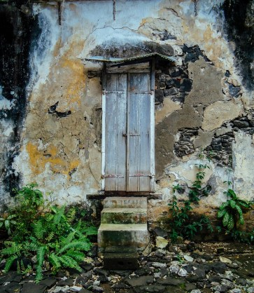 Old Street Portals of Port Louis - Nilesh Boodhun