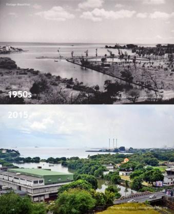 Port Louis - St Louis - 1950s/2015