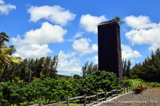 Poudre D'Or Sugar Mill Chimney