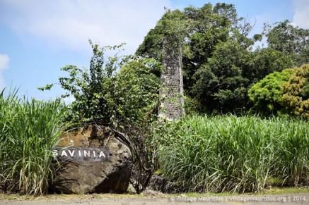 Savinia Old Sugar Mill Chimney