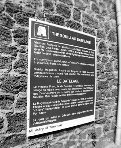 Souillac Batelage Tourism Description