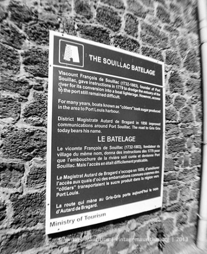 Souillac Batelage Tourism Description