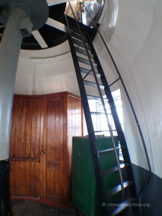 Stairs leading to the Dome