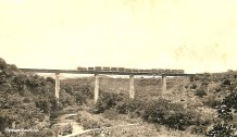 The First Grand River North West Railway Bridge