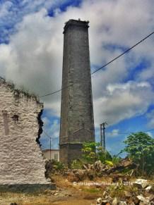 Union Vale Sugar Mill Chimney