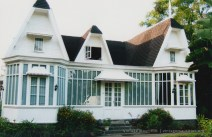 Vacoas - Phoenix - Old Creole Colonial House - Remy Ollier Street