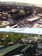 Vacoas Town Centre Bus Station - 1974/2013