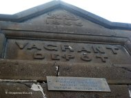 The Vagrant Depot - 1866 - National Heritage Fund