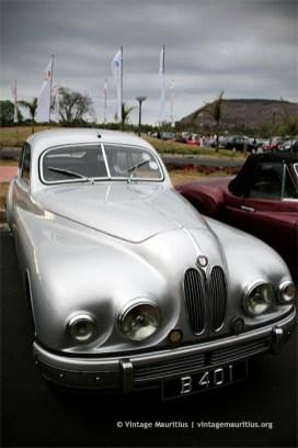 Vintage Jaguar Mauritius