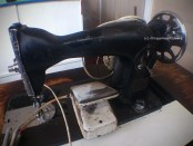 Vintage Sewing Machine 2
