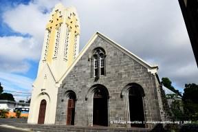 Visitation Church Vacoas Mauritius Front