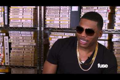 Ashanti Interviews Her Ex, Nelly