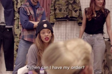 Rihanna Previews Her Clothing Line's Fall Collection