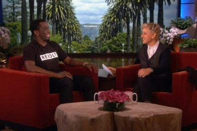 Diddy Speaks On Name Changes