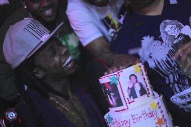 Lil Wayne Celebrates His 31st Birthday At Miami's Club LIV