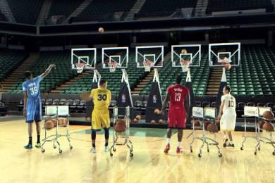 NBA Christmas Commercial – Jingle Hoops [VMG Approved]