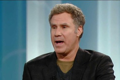 Will Ferrell Discusses 'Anchorman 2's Rap Cameos