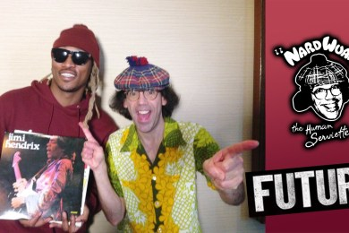 Nardwuar vs. Future