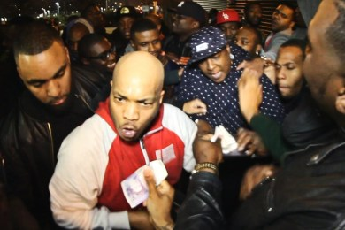 Styles P & Jadakiss Nearly Fight Male Fans At Show