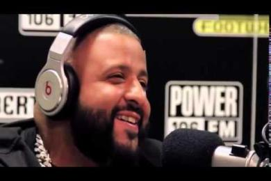 """Dj Khaled Speaks On Why Jay Z Wasn't In His """"They Don't Love You No More"""" Video"""