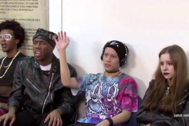 Odd Future Beyond Scared Straight Parody! (Loiter Squad)