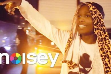 """A$AP Rocky """"SVDDXNLY"""" Documentary (Part 2 of 5)"""