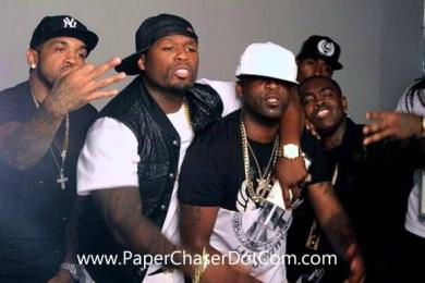 """G-Unit """"Come Up Show"""" Freestyle With Dj Cosmic Kev"""