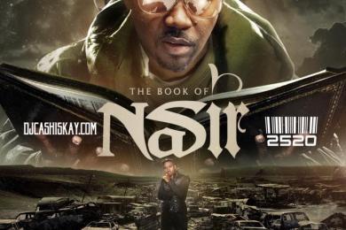 Book Of Nasir Front