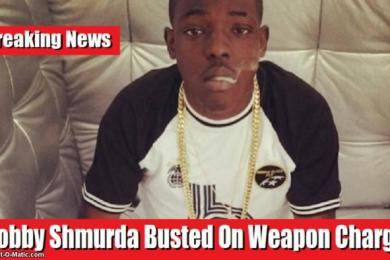 Bobby Shmurda & GS9 Crew Arrested In Sting Involving Drugs And Shootings