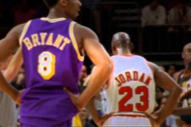 Michael Jordan vs. Kobe Bryant: Duel Of Icons