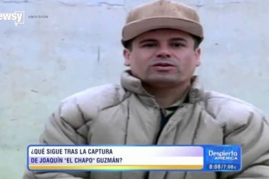 El Chapo Injured While Evading Capture From Mexican Authorities